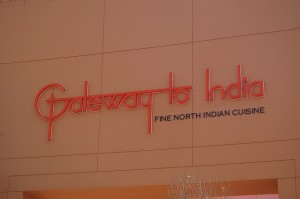individual fabricated perspex lettering internally illuminated with neon tubing (2)